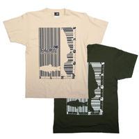 Tシャツコンテスト最優秀賞選出作品・スケール&バーコードデザイン