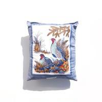 Gray Partridge & Canada Goose Pillow