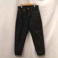 NATURAL LAUNDRY セルビッチデニム5ポケットパンツ ワンウォッシュ size2
