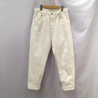 NATURAL LAUNDRY セルビッチ5ポケットパンツ ホワイト size3