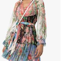 zimmermann ジマーマン Bellitude spliced short dress ワンピース 定価$850
