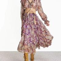 zimmermann ジマーマン  LADYBEETLE LUREX SKIRT  スカート 定価$950