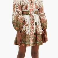 zimmermann ジマーマン EMPIRE BATIK SHORT DRESS ワンピース 定価$ 695