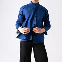 Lemaire ルメール  Box-pleat drape-tie cotton blouse トップス 定価$450
