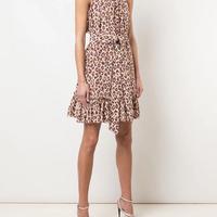 zimmermann ジマーマン leopard print mini dressワンピース 定価$618