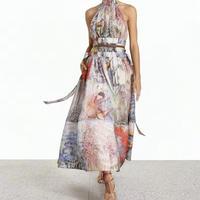 zimmermann ジマーマン  Botanica Halter Gown    ワンピース 定価$1875