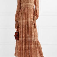 zimmermann ジマーマン PRIMROSE PAISLEY CRINKLE DRESS   ワンピース$1050