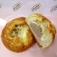 チーズバーグパン