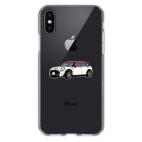 MY-MINI-5 iPhone クリアカバー