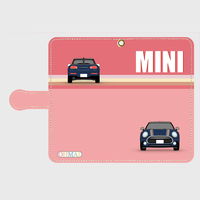 MY-MINI-8-2 手帳型スマホケース