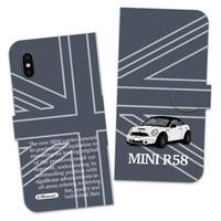 MY-MINI-10-3 手帳型スマホケース