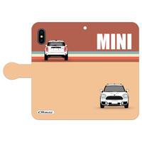 MY-MINI-8-1 手帳型スマホケース