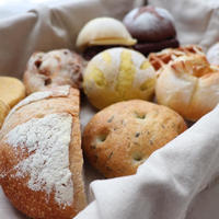 7月12日 配送専用 パン食堂のパンの箱