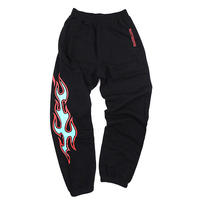 Sweat Pants【Flames】