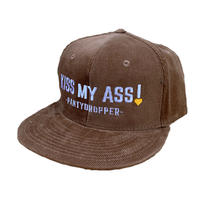 CORDUROY CAP【Kiss My Ass】