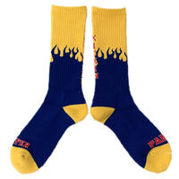 SOX【YELLOW&NAVY】