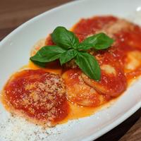 Ravioli-ラビオリとトマトソースのセット(2人前)-
