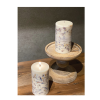 herb soy candle