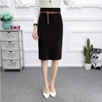knit pencil skirt