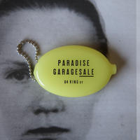 PARADISE GARAGESALE / Coin Case Yellow