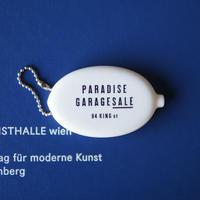 PARADISE GARAGESALE / Coin Case White