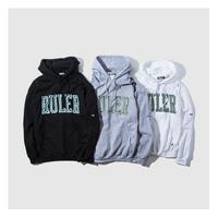 RULER/ SOHK PULLOVER HOODIE (3.COLORS)