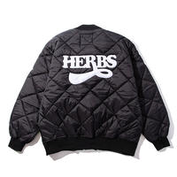 RULER / HERBS KILTING JACKET