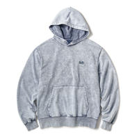 INTERBREED / Acid Washed Lo-Fi Hoodie (2colors)