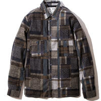 FLANNEL CHECK SHIRTS