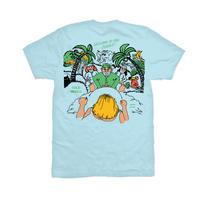 COLD WORLD FROZEN GOODS / Born winner T-Shirt (2colors)
