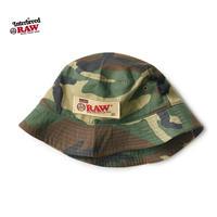 RAW×INTERBREED / Rollers Bucket Hat