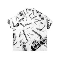 DREAMTEAM / dreamteam 3D logo Short Sleeve Shirts