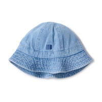 INTERBREED / Washed Denim IB Bowl Hat (2colors)