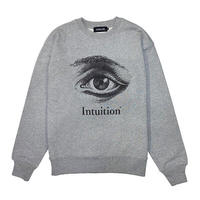 SUPRATE / Intuition Crew Neck Sweat