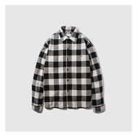 RULER/ BAFFALO PLAID FLANNEL SHIRTS (2.COLORS)