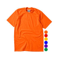 PRO CLUB / 6.5oz Heavy Weight SS T-shirt (6colors)