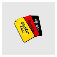 SUPRATE/ WEEKEND GANG IPHONE CASE (3colors)