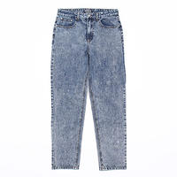 DENIM BAGGY PANTS