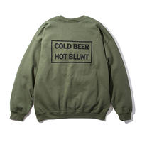 RULER / CBHB SWEATSHIRTS (3colors)