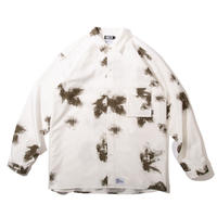 RULER / Snow Camouflage Shirt (2colors)
