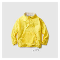 INTERBREED/ ALL WEATHER TRAIL ANORAK JACKET