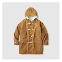 INTERBREED/ WORKERS HOLIDAY DUCK COAT