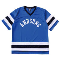 ANDSUNS FOOTBALL JERESY