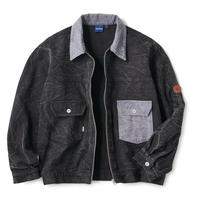 INTERBREED / Cracked Duck Jacket (2colors)