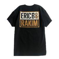 RAPTEES / ERIC B&RAKIM LOGO S/S TEE