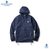 MTA UNIFORM LOGO ANORAK