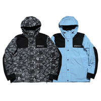 DT LOGO MOUNTAIN JACKET