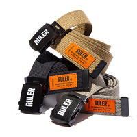 RULER / ID WEB BELT (3colors)