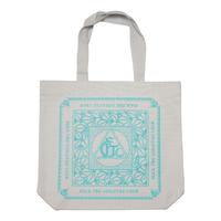 FTCC Bakibaki Tote Bag  Light Gray