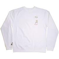 FTCC SAMURAIGOLFER Sweatshirt White